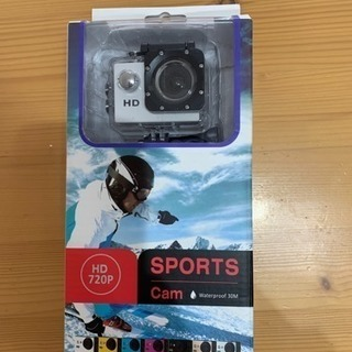 新品 HD 防水 アクションカメラ