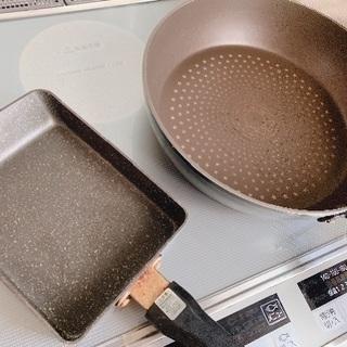 フライパン・鍋・卵焼き器セット