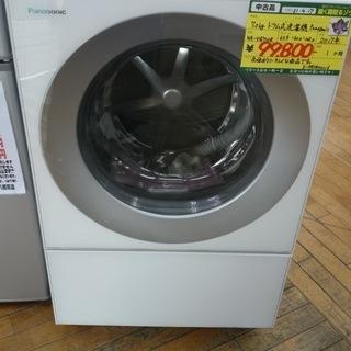 【高く買取るゾウ八幡東 直接引取】Panasonic ドラム式洗...