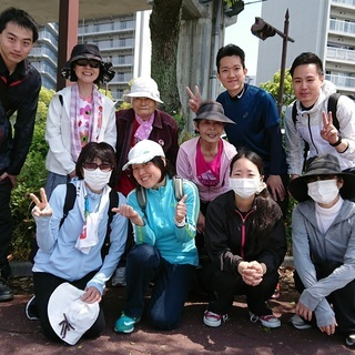 いつまでも元気に歩こう会|広島の画像