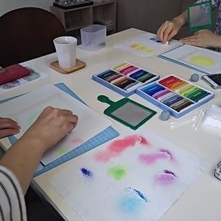 パステルシャインアート教室~楽しく簡単に描けるヒーリングアート~