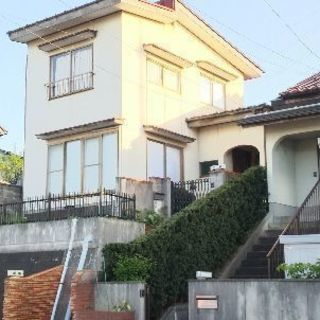 戸建て賃貸 松江市 4K 庭付き DIY可能