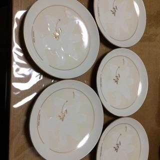 HANAE  MORI 皿 5枚セット
