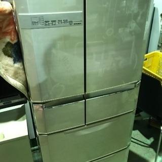 三菱電機 6ドア冷蔵庫 光ビッグ MR-E52S-N [エレガン...