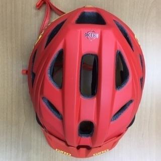 自転車およびスキー滑降用ヘルメットGIRO 新品