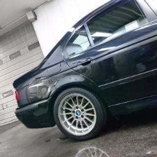 【値引き済】【希少】【入手困難】BMW E39 17インチ ラジ...