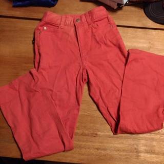 古着ズボン 130サイズ 日本製 カイタック