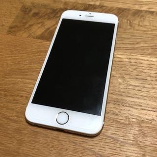 iPhone 6 Gold 64 GB SoftBank
