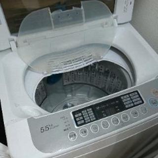至急 8年使用 LG全自動洗濯機2010年製