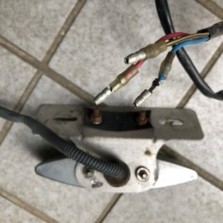 バイク 汎用 フェンダーレス キット ストップランプ付き − 東京都