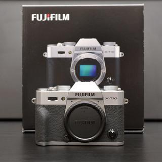FUJIFILM X-T10ボディ