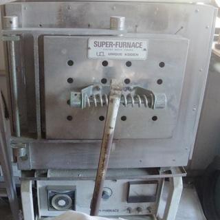 多目的工芸電気炉 SUPER-FURNCE