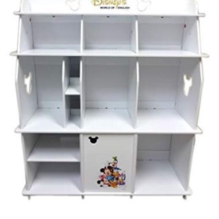 DWE 未開封のブックケース(ホワイト)