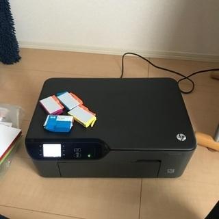 プリンター HP Deskjet3520 インク付き