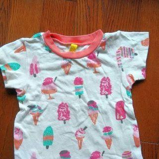 Sunny Landscape Tシャツ 80cm