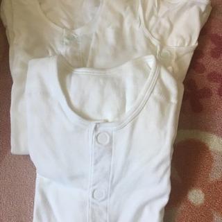 介護用 七分袖シャツ L