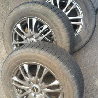 195 65 R15 スタッドレスタイヤ 4本セット