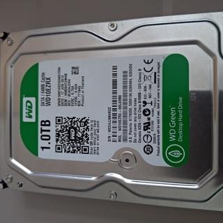 HDD 1TB  WD製 ディスクインフォ確認済み