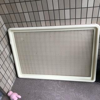 犬用トイレシートカバー
