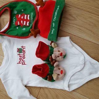 ファーストクリスマス ベビー服