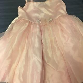 ピンクドレス 女児