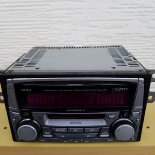 アゼストMD・CDデッキ DMZ615