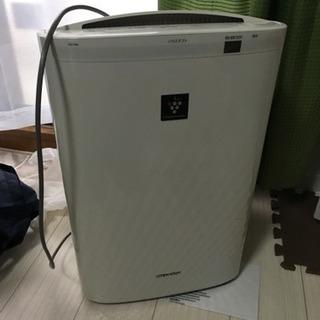 シャープ空気清浄機