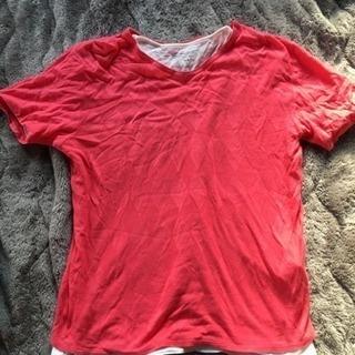 ユナイテッドアローズ #Tシャツ #赤 #cotton