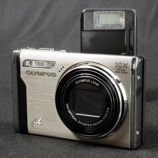 OLYMPUS デジタルカメラ μ-9000 ゴールド Used