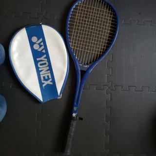 【レア】 ソフトテニスラケット YONEX
