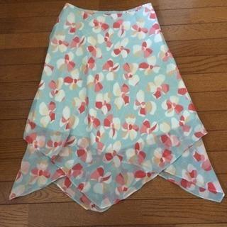 ※1000円セール❗️【NOLLEY'S】フレアスカート