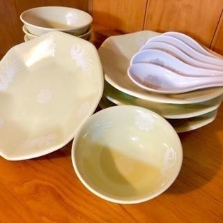 中華皿セット