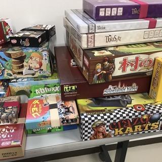 ★5/19日開催★ボードゲームで一緒に遊びましょ~!千葉県松戸