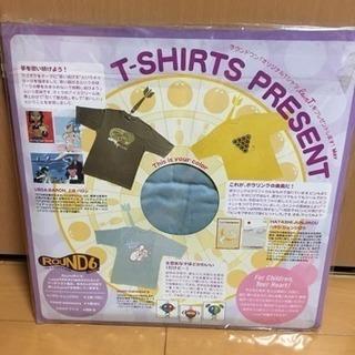 ラウンドワン オリジナルTシャツ loveT