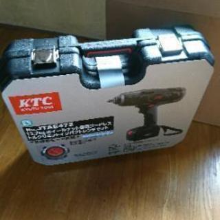 新品未使用 KTC ホイールナット専用インパクトレンチ JTAE472