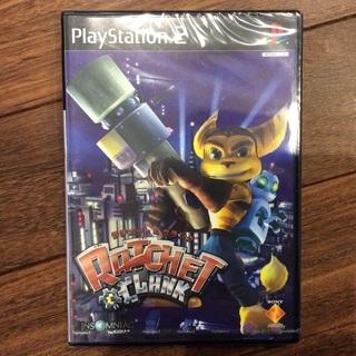 [新品未開封 ]PS2ソフト ラチェット&クランク