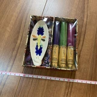 新品未使用‼️アロマ お香セット インドネシア ジャカルタ購入 ア...
