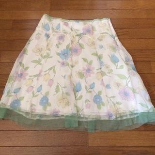※1000円セール❗️【JILL STUART】花柄スカート