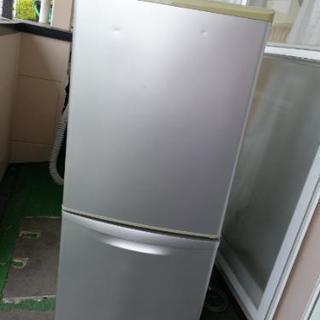 冷蔵庫 135L NATIONAL