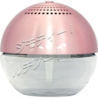 ◆新品41%off◆空気洗浄機シャイミー L パールピンク DW...