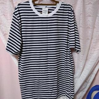 (お引渡し完了)メンズTシャツ②新品未使用タグ付き