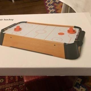 エアホッケー air hockey オモチャ