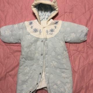 防寒 ジャンプスーツ