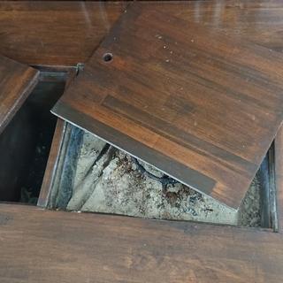 囲炉裏 座卓 テーブル