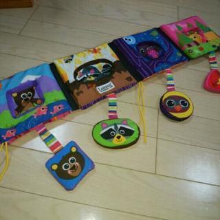 赤ちゃんの絵本型おもちゃ 音が鳴る、形合わせもできる2way☆