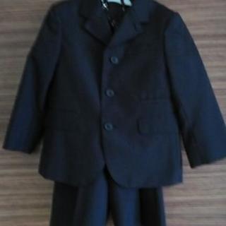【値下げ】男児スーツ【110】