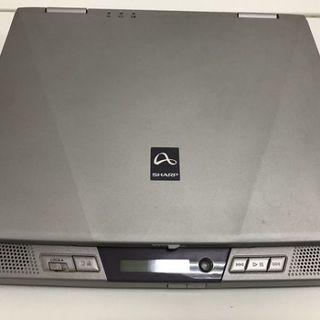 無料 引き取り限定 SHARP PC-MJ140M ジャンク ノ...