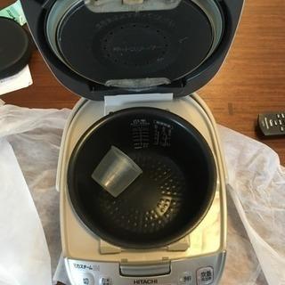 【値下げ】日立圧力IH炊飯器(5.5合) - 売ります・あげます