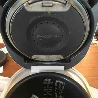 【値下げ】日立圧力IH炊飯器(5.5合) − 鳥取県