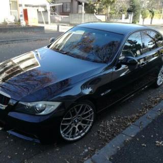 BMW E90 M Sports 車検32年2月まで